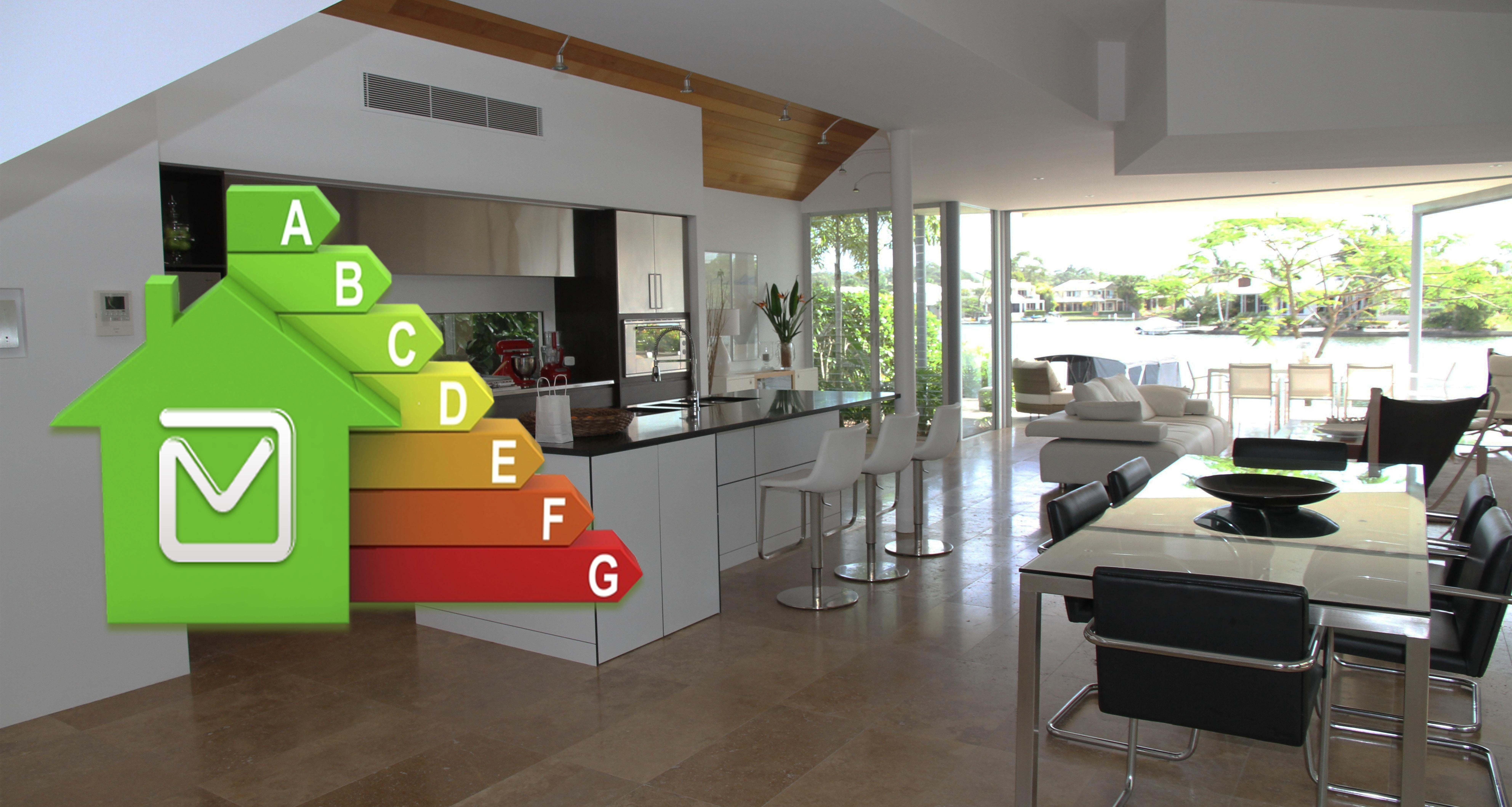 Certificado de eficiencia energética CEE -