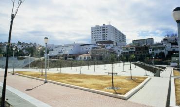 Parque urbano 'Ejido público' San Roque, Cádiz - Francisco Soto Cubero